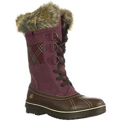 NEW Northside Women's Bishop Snow Boot Wine, Size US 6 M Wat