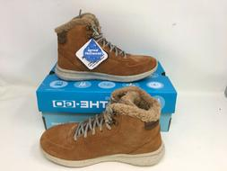 NEW! Skechers Women's Go Walk City Sierra Winter Boots Chest