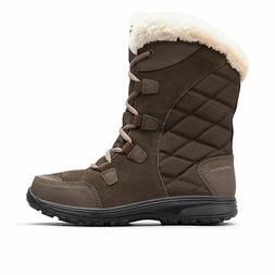 New Women`s Columbia Ice Maiden II Waterproof Winter Boots 1