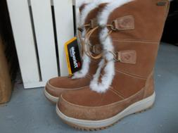 NEW WOMEN'S SPERRY TOP SIDER SUEDE THINSULATE BOOTS.SIZE 7.B