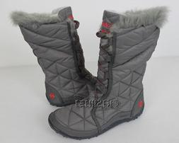 "New Womens Columbia ""Minx Mid"" Insulated Omni-Grip Waterproo"