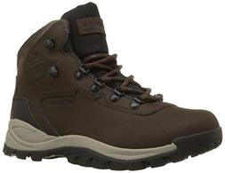 Columbia Women's Newton Ridge Plus Hiking Boot, Cordovan/Cro