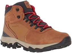 Columbia Men's Newton Ridge Plus II Suede Waterproof Waterpr