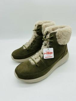 Skechers On-the-Go Women Winter Chill Water Resistent Suede