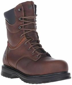 """Timberland PRO 88116 8"""" Rigmaster Alloy Safety Toe Waterproo"""