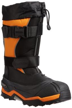 Baffin Men's Selkirk Snow Boot,Black/Expedition Gold,11 M US