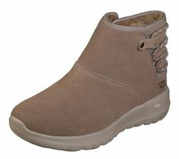 SHOES SKECHERS 15502/DKTP ON-THE-GO JOY-AGLOW DARK TAUPE FAS