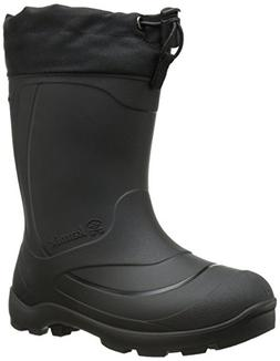 Kamik Snobuster1 Insulated Boot , Black, 9 M US Toddler