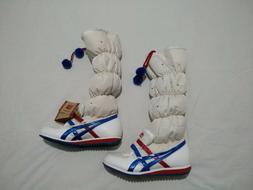 ASICS Onitsuka Tiger Snow Heaven White Snow Winter Women Boo