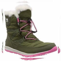 SOREL - Youth Whitney Short Lace Waterproof Snow Boots for W