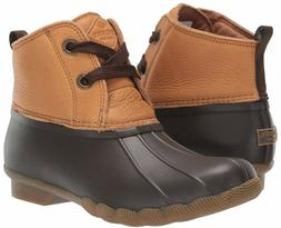 Sperry Top-Sider Saltwater 2-Eye Leather Duck Boots Winter R