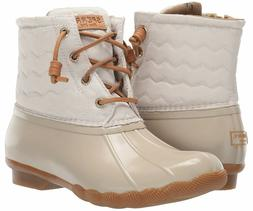 Sperry Top-Sider Saltwater Chevron Quilted Nylon Duck Boots