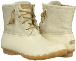 sperry top sider saltwater wool duck boots