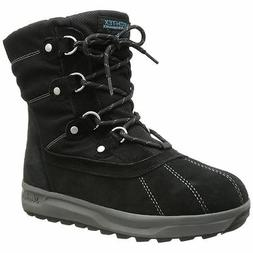 Skechers Storm Cloud Cumulus 48471 Womens Black Waterproof S
