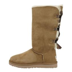 Women's UGG Australia 'Bailey Bow' Tall Boot, Size 11 M - Br