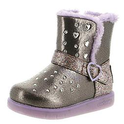 Skechers TBD 8/30 20058N Girls' Infant-Toddler Boot 5 M US T
