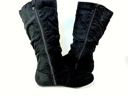 Forever Link Titan Mall Selena-23 Womens Winter Riding Boots
