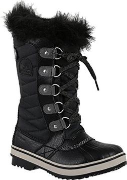 SOREL Tofino II Boot - Girls' Black/Quarry, 6.0