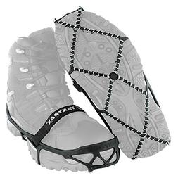 Yaktrax Pro Traction Cleats for Walking, Jogging, or Hiking
