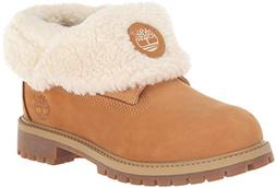 Timberland Unisex Icon Collection Roll-top with Fleece Fashi