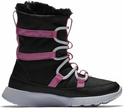 Nike Venture  Toddler Girls Faux Fur Lining Winter Boots AQ9