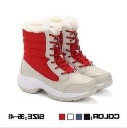 waterproof women winter shoes