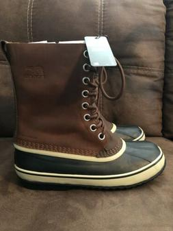 Sorel Winter Boots Womens US 9 UK 7 Waterproof 1964 Premium
