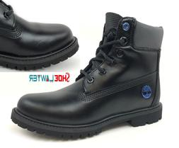 """Timberland WOMANS LIMITED EDITION 6"""" Inch Premium BLACK ICE"""