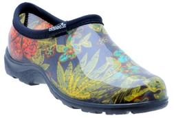 Sloggers  Women's Waterproof  Rain and Garden Shoe with Comf
