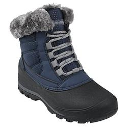 Northside Women's Andorra Snow Boot, Navy, 8 Medium US