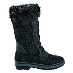 women s bishop snow boot charcoal 8
