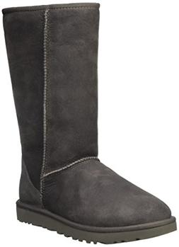 UGG Women's Classic Tall II Winter Boot, Grey, 9 B US