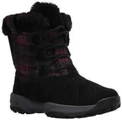 Skechers Women's Go Walk Outdoors-Crest Winter Boot 14782