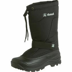 Kamik Women's Greenbay 4 Boot,Black,8 M US NEW WITH TAGS IN