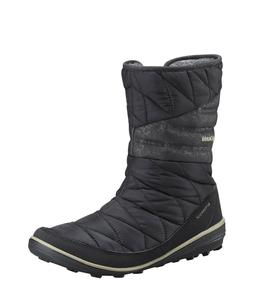 Columbia Women's Heavenly Slip II Omni-Heat Winter Boots Bla
