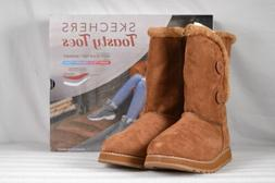 Women's Skechers Keepsakes-Sole Seeker Winter Boots Chestnut