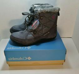 Columbia Women's Minx Cold Weather Winter Boots Size 8 or 9