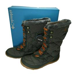 Columbia Women's Minx Mid Alta Omni Heat Cold Weather Boots