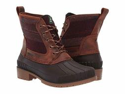 Kamik Women's Sienna Mid Insulated Waterproof Winter Lace-Up