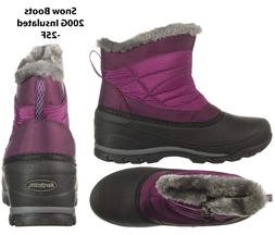 Women Snow Boots Northside Alana 200G Insulated Winter Boots