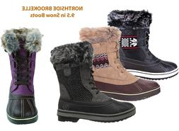Women Snow Boots Northside Brookelle Waterproof Winter Boots