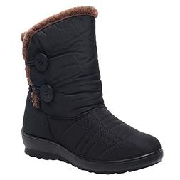 women snow boots winter waterproof