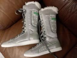 Puma Women Winter  Boots US # 7 EUR 37 1/2
