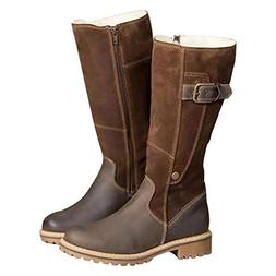 Susanny Womens Fashion Boots Knee High Motorcycle Riding Lon