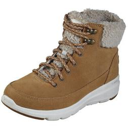 Womens Skechers On The Go Glacial Ultra Woodlands Winter Wal