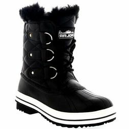 Polar Products Womens Snow Winter   Boots