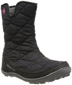 Columbia Youth Minx Slip Omni Heat WP Winter Boot